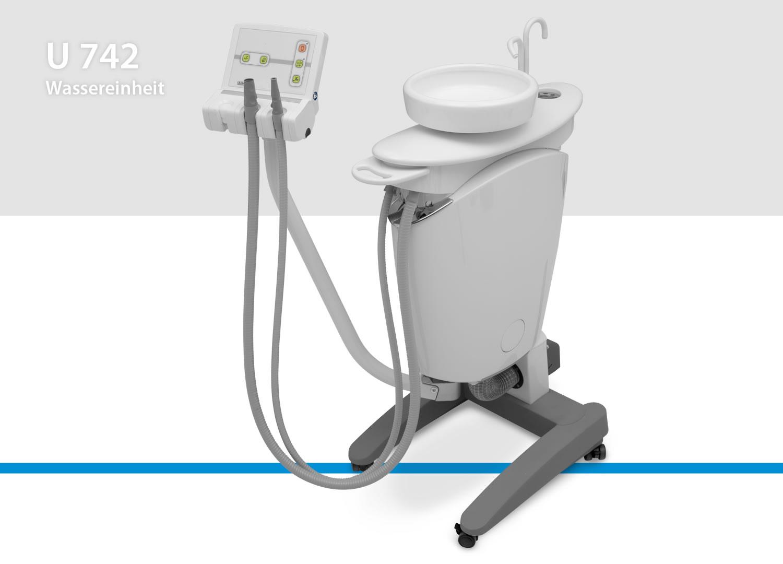 Fahrbare Wassereinheit U 742